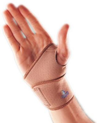 OPPO 1083 Wrist Wrap Wrist Support (Free Size, Beige)