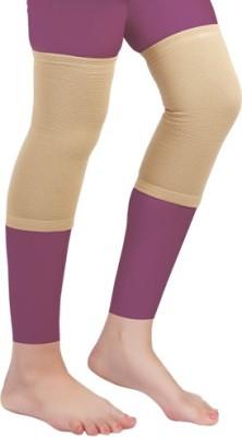 Flamingo Cap Knee Support (XXL, Beige)