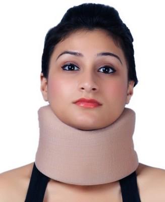 Modern Medical Aids Cervial Collar Full Foam Neck Support (S, Beige)