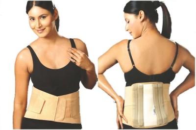Mediexchange Lumbar Sacral (L.S.) Belt Medium Lumbar Support (M, Beige)