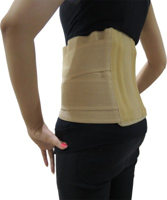 Acco Lumbosacral Support Contured Back Support (M, Beige)