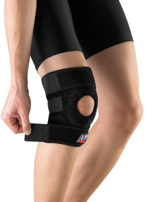 LP 758CA Knee Support (Free Size, Black)