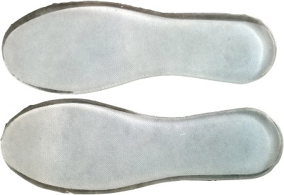 ACTIFIT INSOLE FULL SILICONE Foot Support (S, Silver)