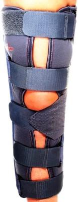 Ache Cure Knee Brace Long Long Type Knee Support (S, Beige)