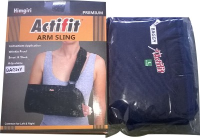 Actifit Premium Quality Arm Sling Hand Support (XL, Blue)