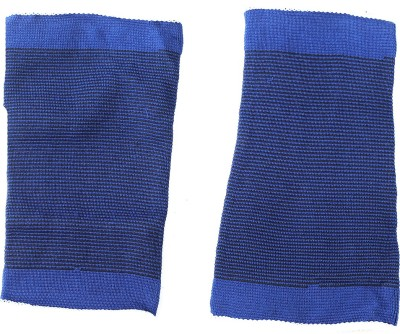 Step4deal Pro Knee Support (Free Size, Blue, White)