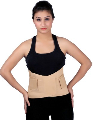 Modern Medical Aids Sacro Lumbar Belt Back Support (S, Beige)