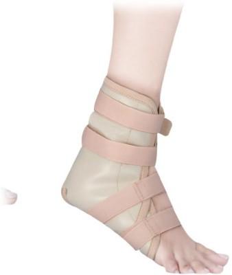 D4 Rehabilitation Ankle Brace Ankle Support (M, Blue, Brown)