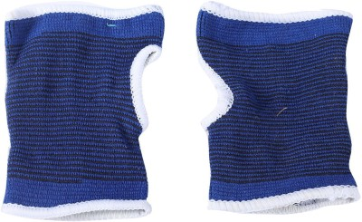 Step4deal Pro Ankle Support (Free Size, Blue, White)