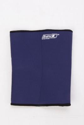 SUPER-K Knee Supporter-Medium Knee Support (M, Blue)