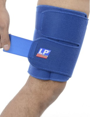 LP Support 755 Thigh Support (Free Size, Blue)