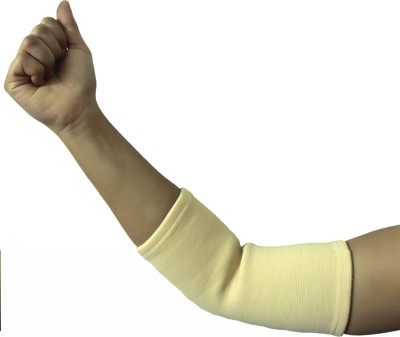 Healcure Tennis Elbow Support (L, Beige)