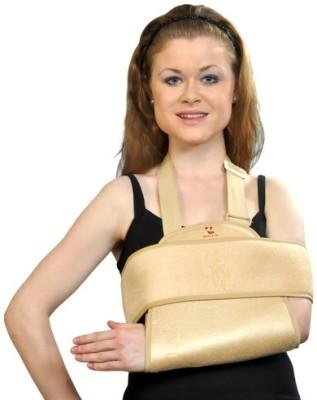 Vitane Perfekt Dorsolumbar Spinal Brace Shoulder Support (M, Beige)