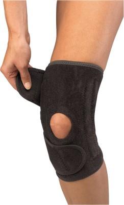 Mueller Neoprene Blend Patella Stabilizer Knee Support (Free Size, Black)