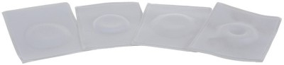LP Support 324 Foot Support (Free Size, White)