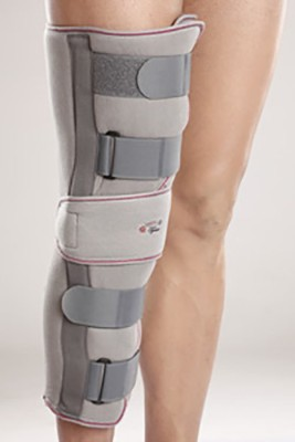 Tynor Immobilizer 14 Knee, Calf & Thigh Support (XXL, Grey)