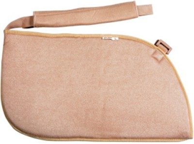 Mgrm 0206-Arm Sling Pouch-Deluxe Elbow Support (M, Blue, Beige)