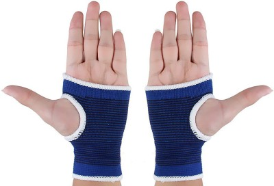 Monika Sports moni Palm Support (Free Size, Blue)