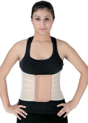 Modern Medical Aids Sacro Lumbar Belt Fine Back Support (S, Beige)