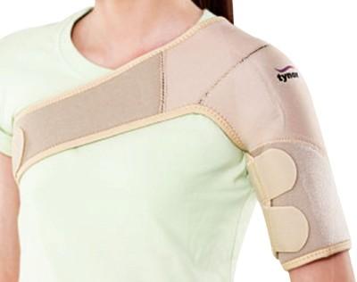 Tynor Shoulder Support (Neo)-UN Shoulder Support (Free Size, Beige, Grey)