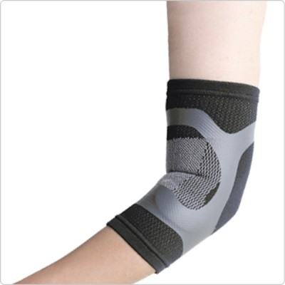 BodyVine Stabilizer Elbow Support (XL, Black)
