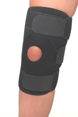 Ache Cure Cap Neoprene Knee, Calf & Thigh Support (S, Black)