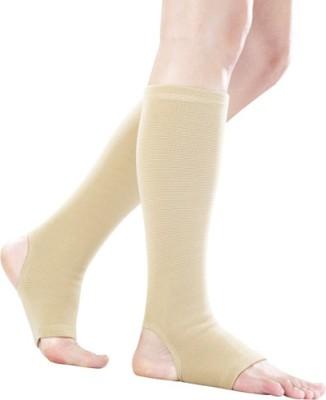Flamingo Below Knee Support (M, Beige)