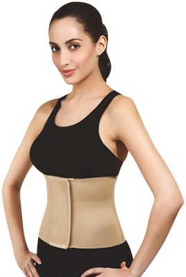 Flamingo Abdominal Belt(20 cms) Back & Abdomen Support (L, Beige)