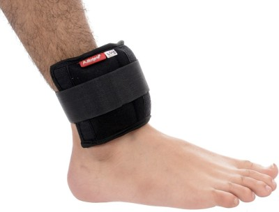 Grip India Leg Resistance Band Foot Support (Free Size, Multicolor)
