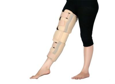 Modern Medical Aids Knee Brace Long Knee Support (XL, Beige)