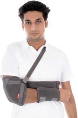 Grip India Shoulder Immobilizer Shoulder Support (L, Multicolor)
