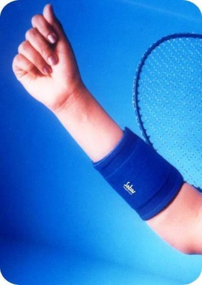Sabar 2050_S Elbow Support (S, Blue)