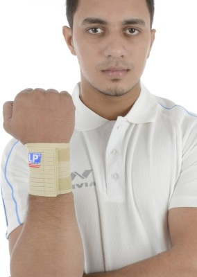 LP Support 633 Wrist Support (Free Size, Brown)