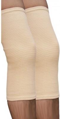 Wonder Care Cap (Pair) Knee Support (M, Beige)