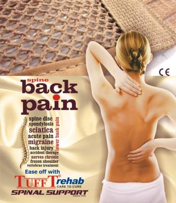 Tufftrehab TufftRehab Spinal Belt Back Support (XL, Beige)