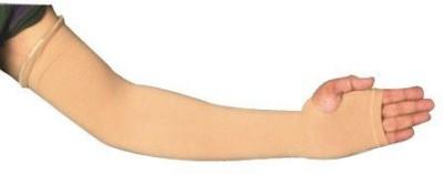 Mediexchange Arm Sleeves Large NA (L, Beige)