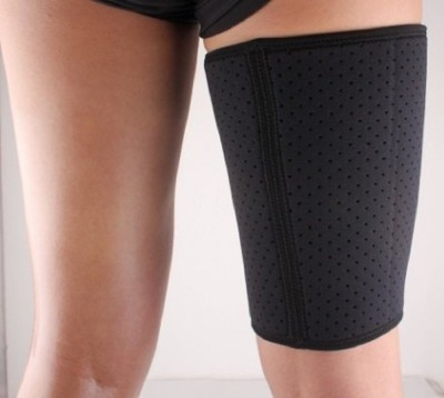 Jern ShuoXin Knee, Calf & Thigh Support (Free Size, Black)