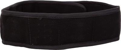 Acs Magnetic Head Belt Abdomen Support (Free Size, Black)