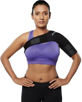 Apex Orthowear SHOULDER SUPPORT (NEO) Shoulder Support (Free Size, Black)