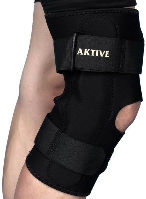Aktive Support 508F Knee Support (M, Black)