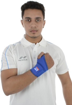 LP Support 726 Wrist Support (Free Size, Blue)