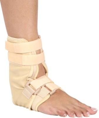 Mgrm 0803-Ankle Brace Ankle Support (L, Beige, Blue)