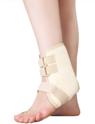 Flamingo Ankle Brace Foot Support (S, Beige)