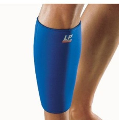 LP Shin and calf sleeve support NA (L, Blue)