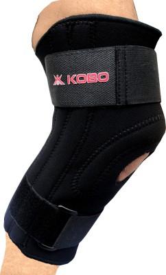 Kobo Patella Knee Support (L, Black)
