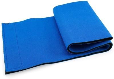 Asfit Abdominal Belt Abdomen Support (Free Size, Blue, Black)