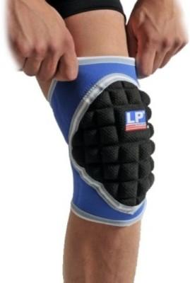 LP 777 Knee Support (L, Blue)