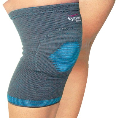Tynor Cap Patella Knee Support (S, Brown)