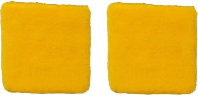 New Life Enterprise Good Health Wrist Support (Free Size, Yellow)