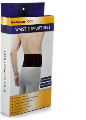 Healthbuddy Belt Back Support (L, Black)